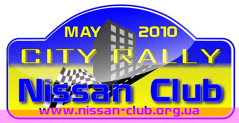 city RALLY Nissan CLUB 2...